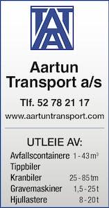 Aartun Transport as
