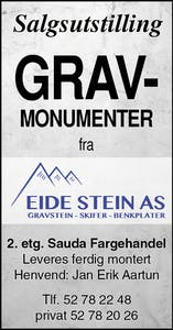 Eide Stein AS