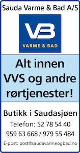 Sauda Varme & Bad AS