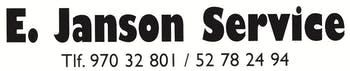 Janson Service