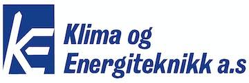 Klima og Energiteknikk logo
