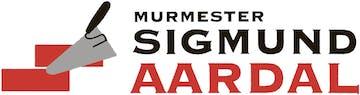 Murmester Sigmund Aardal logo