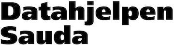 Datahjelpen Sauda logo