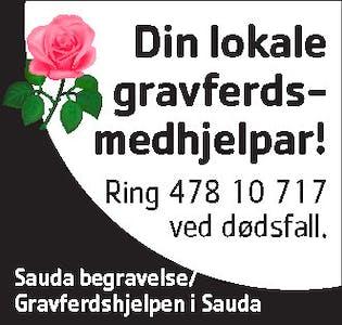Sauda Begravelse/Gravferdshjelpen i Sauda