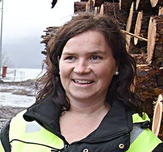 bh-Notis teknisk sjef Randi Karin Habbestad innfelt