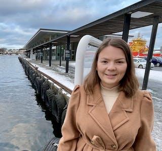 Lisa Marie Ness Klungland ligg an til å bli èin av i alt tre representantar frå Vindafjord på Stortinget etter valet i haust.
