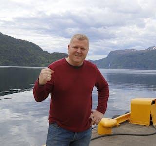 Som fylkespolitikar er det hurtigbåttilbodet Asle Rafdal (Ap) har jobba desidert mest med. Rafdal kunne i går juble over at fylkespartia nå vil betre båttilbodet i Indre Ryfylke.