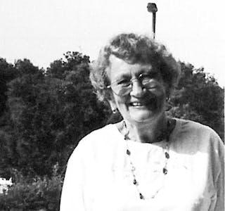 Maria Strøm.
