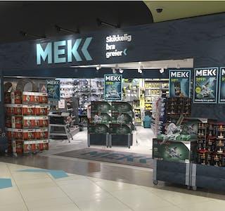 Mekk har nå som mål å opne butikk i Sauda i løpet av september eller oktober.