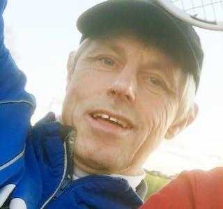 Arne Sørensen.