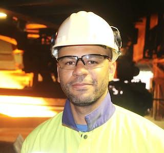 Fernando Ramos (39) er Eramet Norway Sauda sin nye verksdirektør. Han seier seg imponert over tempoet og nøyaktigheita i produksjonen, og ønsker ikkje å endre på noko som fungerer godt i dag.