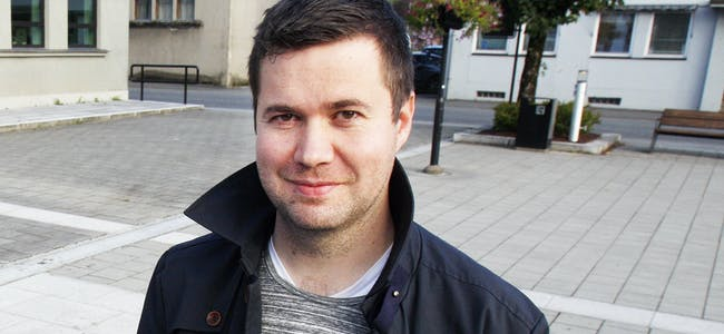 Senterpartiets listetopp til stortingsvalet, Geir Pollestad.
