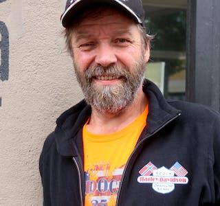 Å samle Harley Davidson-entusiastar i Sauda har vore ein draum i årevis for Bent Olsen, som er distriktskontakt for Harley-Davidson Owners Club Norway.