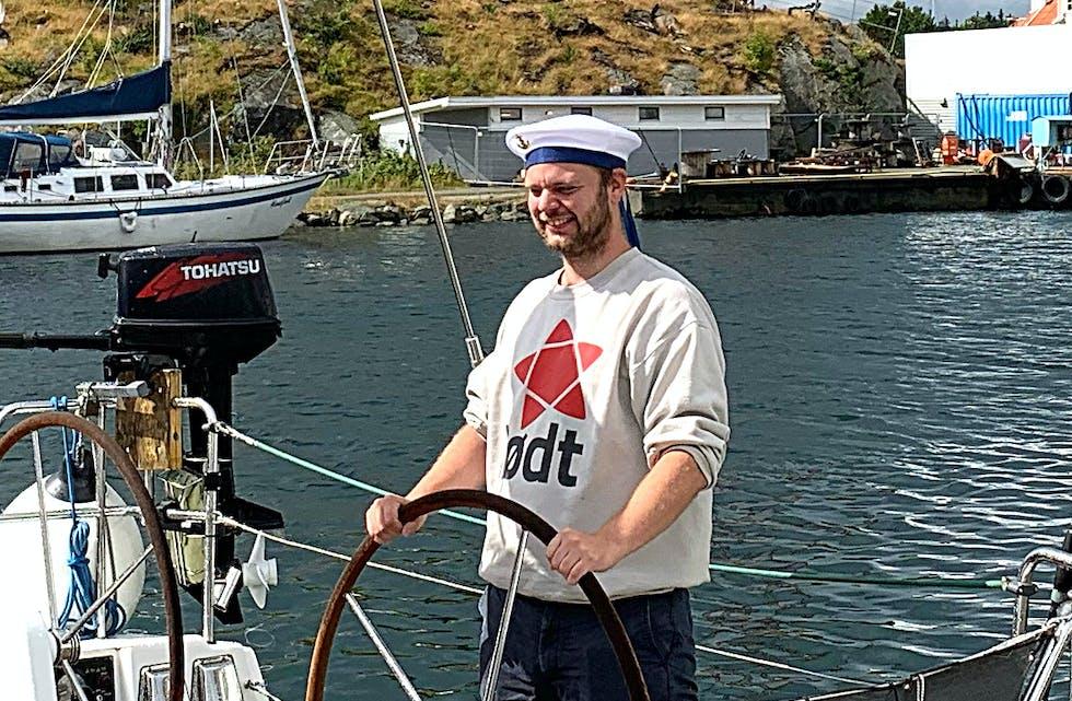 Mimir Kristjánsson frå Raudt er éin av dei 14 frå Rogaland som blir stortingsrepresentant dei neste fire åra.