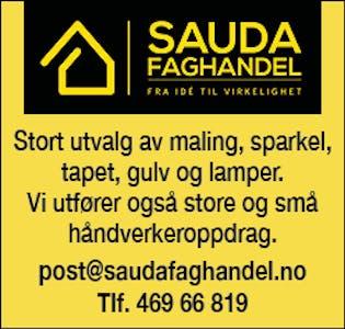 Sauda Faghandel