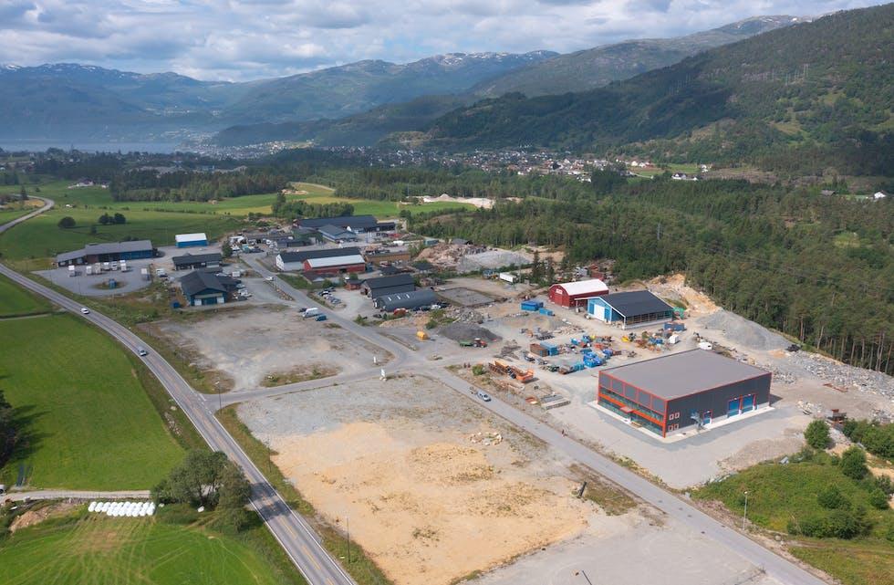 Sauda er eit stort steg nærare etablering av verdas største grøne ammoniakkfabrikk her på Birkeland, etter at Hy2gen Norge AS er tildelt ti millionar kroner til neste fase av prosjektet.