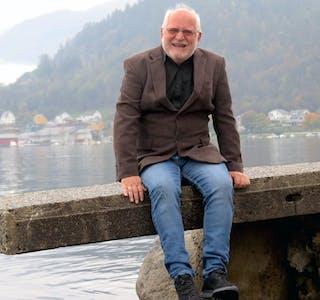 Kommuneoverlege Knut A. Omdal fortel til Ryfylke at tida som smittevernlege og Saudas tydeligaste stemme i pandemien, til tider har vore einsam. I dag føler han seg imidlertid betre enn på lenge.